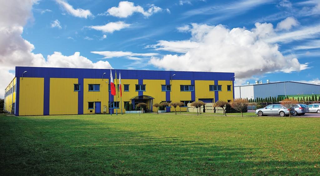 Zakład produkcyjny w Ksawerowie